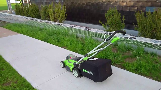 Q Lofts Condos in Halifax – FIRST CUT !!! Drought Resistant Grass ? ! ?