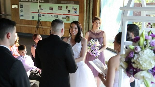 Ricardo + Natalie – Phoenix Zoo Wedding