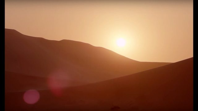 10 Hours Of Relaxing Planet Earth II Desert Sounds – Earth Unplugged