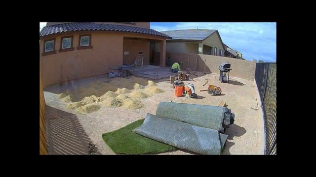 How to Landscape a Dirt Yard