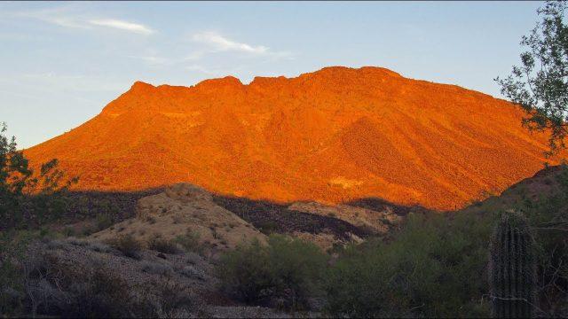 Arizona Desert Camping