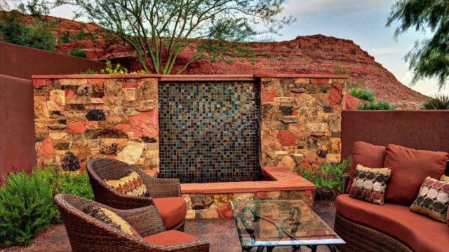 Southwestern Landscape Design Ideas – VizX Design Studios – (855) 781-0725