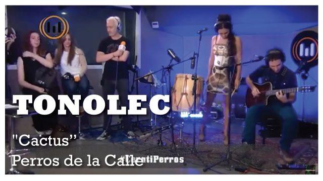 """TONOLEC, """"Cactus"""" ( de GUSTAVO CERATI)"""