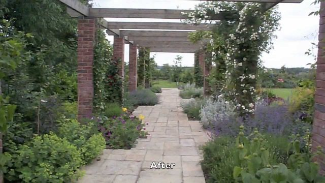 Garden Landscaping Ideas Pictures Gallery