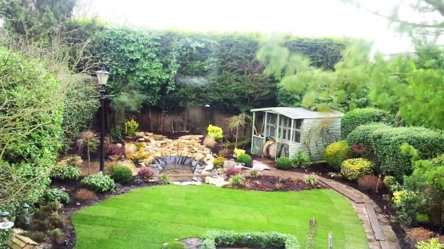 Dixons Landscapes, Time lapse Garden Water Features & Pond Maintenance
