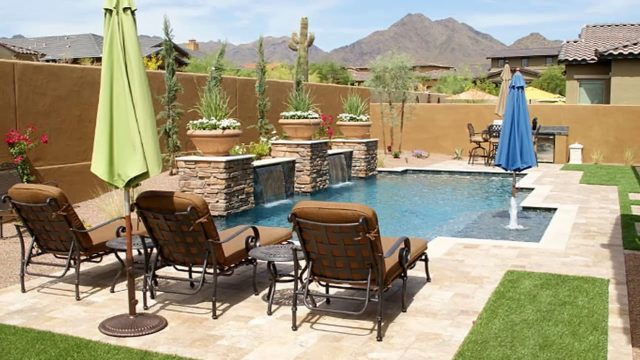 [Modern Backyard] Arizona Backyard Ideas On A Budget [Small Backyard Ideas]