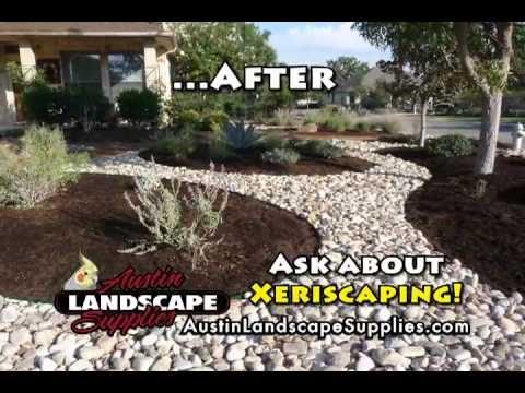 Austin Landscape Supplies Xeriscape Commercial