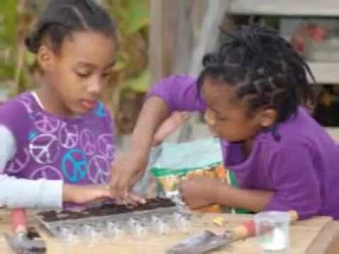 Montessori Day School 'Common Ground Community Garden Project'.wmv