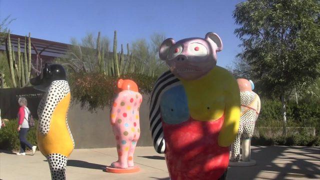 Desert Botanical Garden in Phoenix