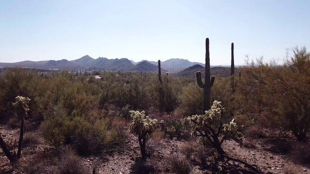 DJI Mavic Pro – Mesa, Arizona – Desert Landscapes