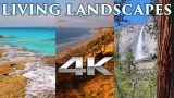 Living Landscapes in 4K   4HRS of Pure Nature Relaxation™ Scenes UHD