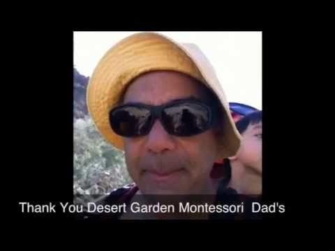 Desert Garden Montesorri Dad's Club
