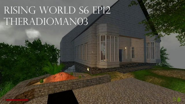 "Rising World S6 EP12 ""Up on the Roof/Desert Plants"""
