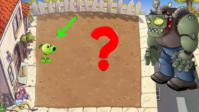 Plants vs Zombies Hack – Cactus vs Gargantuar vs Giga-Gargantuar