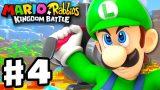 Mario + Rabbids Kingdom Battle – Gameplay Walkthrough Part 4 – World 2: Sherbet Desert!