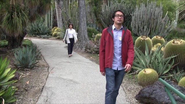 File 24 – Huntington Botanical Garden  – Desert Garden