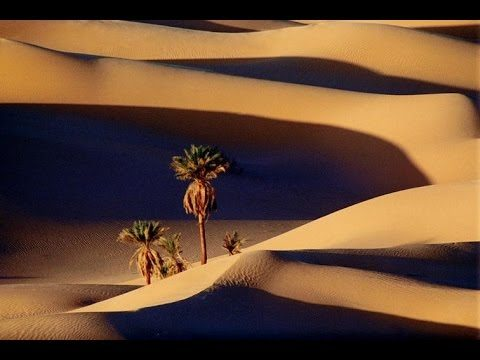 Libyan Sahara Water from the Desert – The Secrets of Nature