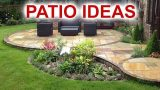 Patio Ideas – Beautiful Patio Designs For Your Backyard