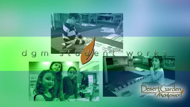 DGM Student Works