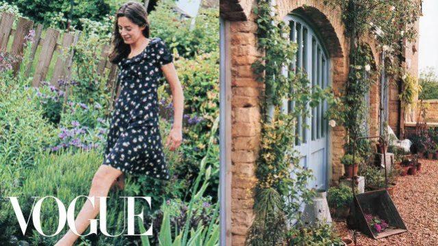 Natural Landscape Design Ideas – Miranda's Garden – Vogue