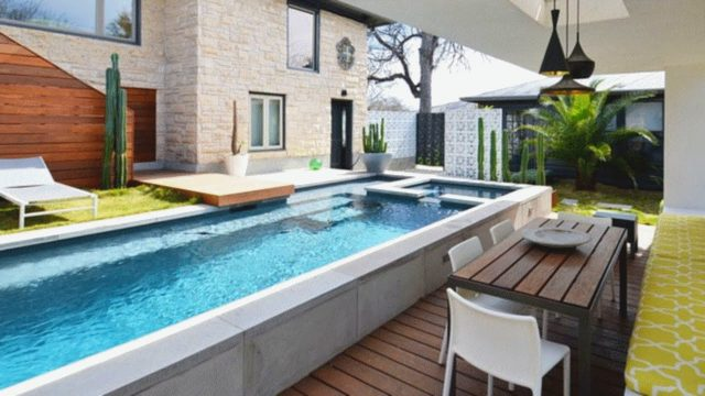 25 Stunning Backyard Pool Design Ideas