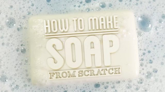 Turning Everything into Soap (Pigs, Plants, Potash, Plus more!) | HTME: Toiletries