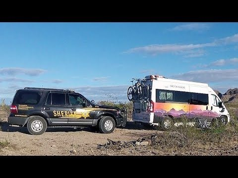 Arizona Desert Finds and The Bracelet Slinger! Full Time Van LIfe!