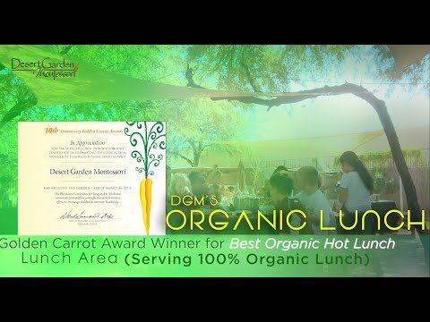 DGM Organic Lunch