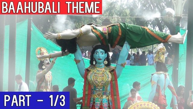 LALBAGH 2018 FLOWER SHOW: BAAHUBALI SPECIAL – REPUBLIC DAY January 26 – Part 1/3