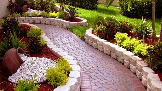 Awesome Garden landscaping ideas | Backyard Landscaping Garden design Tips