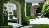 New front yard garden landscaping ideas