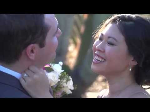 Jennifer & Andrew's Wedding – Desert Botanical Garden Phoenix