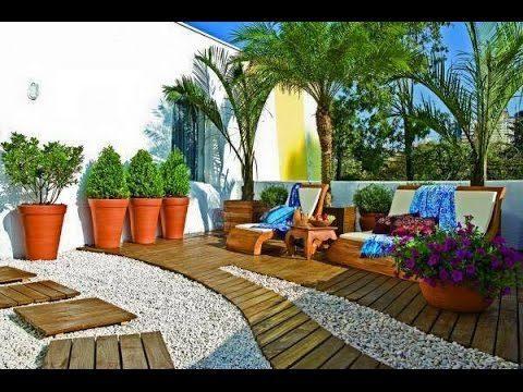 Most beautiful flower gardens | Garden landscaping design ideas