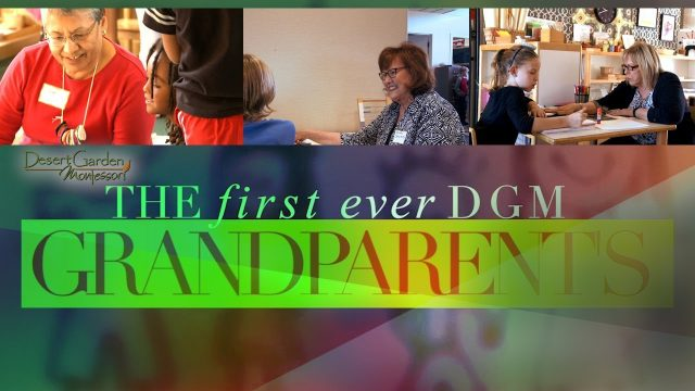 DGM First Ever Grandparents Day