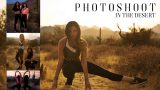 Photoshoot in Arizona Desert | Wait for it…