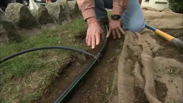 How to Install In-Ground Sprinklers – This Old House