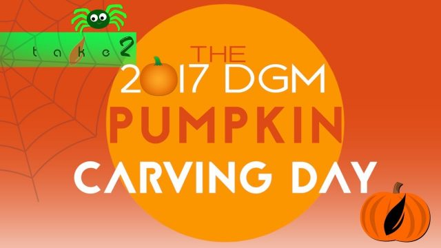 DGM 2017 PUMPKIN CARVING