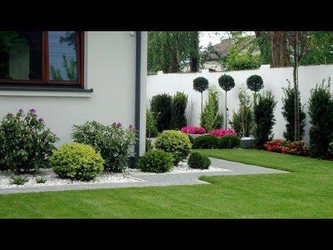 60 Fresh And Beautifu Garden Front and Backyard Ideas| beautiful landscape