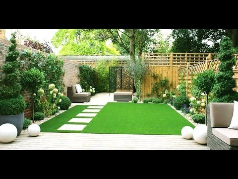 SMALL GARDEN DESIGN IDEAS|BEAUTIFUL HOME GARDEN|LANDSCAPING IDEAS| INDIA| 2017