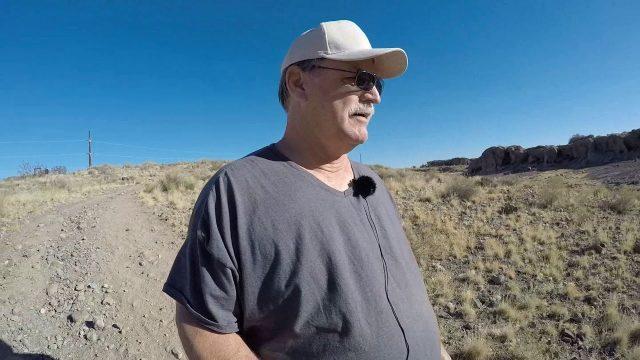 Monolith Desert Gardens Coyote Pass