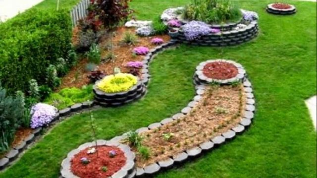 beautiful backyard  50 Backyard Desert Landscaping Ideas Beautiful ideas to decorate backyards with hot