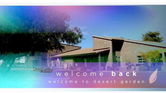 DGM New Beginnings-Welcome to the new school year!