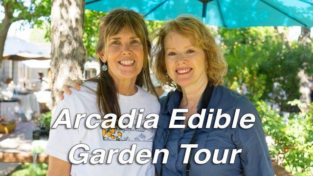 PHOENIX | Arcadia Edible Garden Tour 2017 | Vlog
