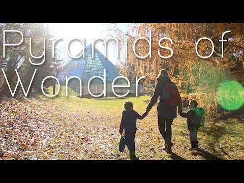 Vlog#2 Pyramids of Wonder (PLANT SCIENCE SCHOOL)