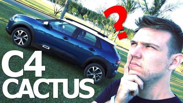 C4 Cactus é rival pro EcoSport? Teste completo do SUV da Citroën