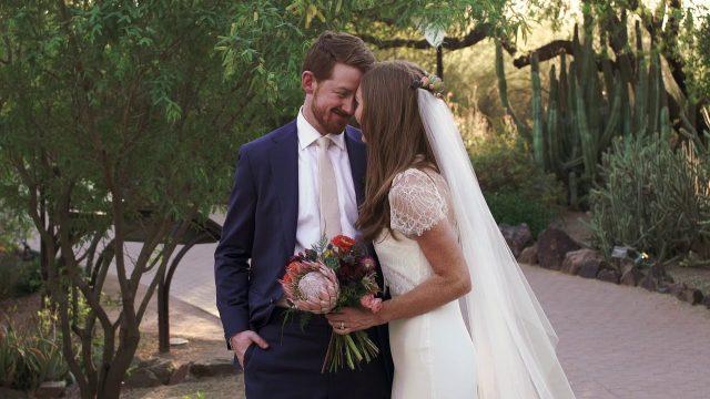 Desert Botanical Garden – Phoenix, AZ – Kelsey & Samuel Highlight Film