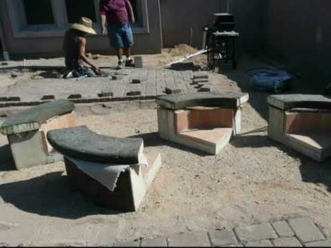 landscape design installation