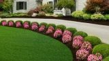 Beautiful Harmony Of Modern Flower Garden Landscaping  Ideas