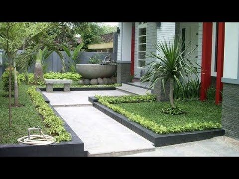 Beautiful Modern garden landscapes ideas
