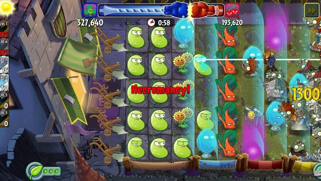 PvZ 2 Battlez – Cactus 4.3+ Million (No Premium & Mid-level Plants Loadout)